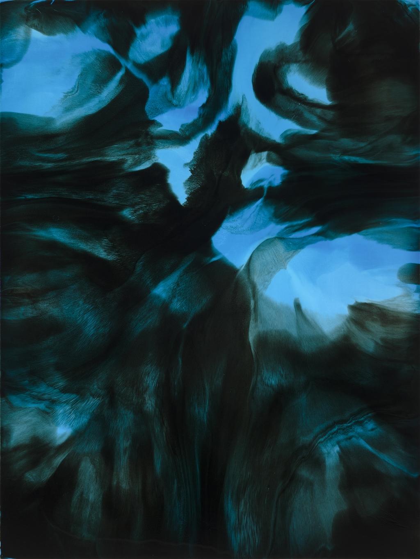 Lueur bleue III