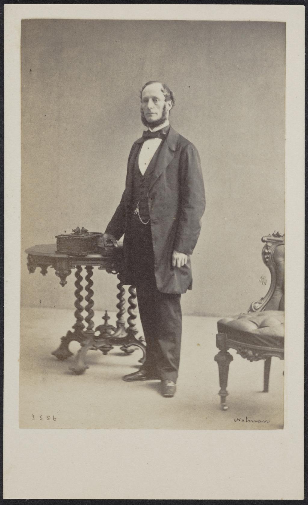 Robert M. Julyan, de l'album de collection dit de Richard Alleyn