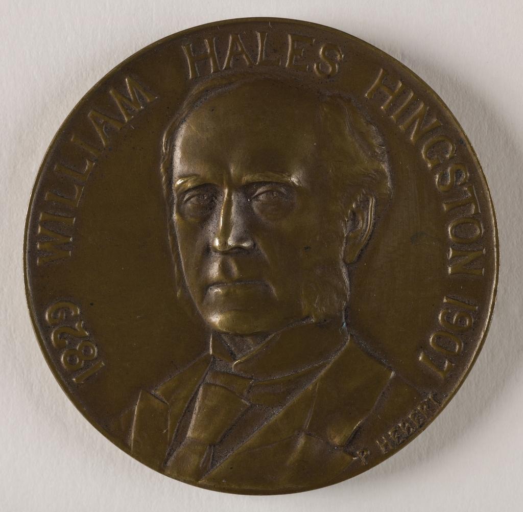 Médaille sir William Hales Hingston