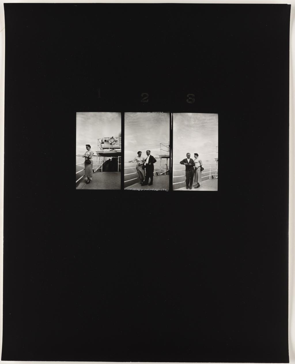 Album de famille, 19__, « 1-2-3 », 1988, de la série Les Tremblements du coeur, quatrième séquence 5/8